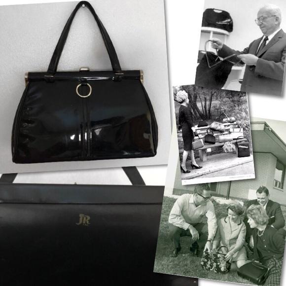 Vintage Handbags - BEAUTIFUL VINTAGE JR JULIUS RESNICK PURSE HANDBAG